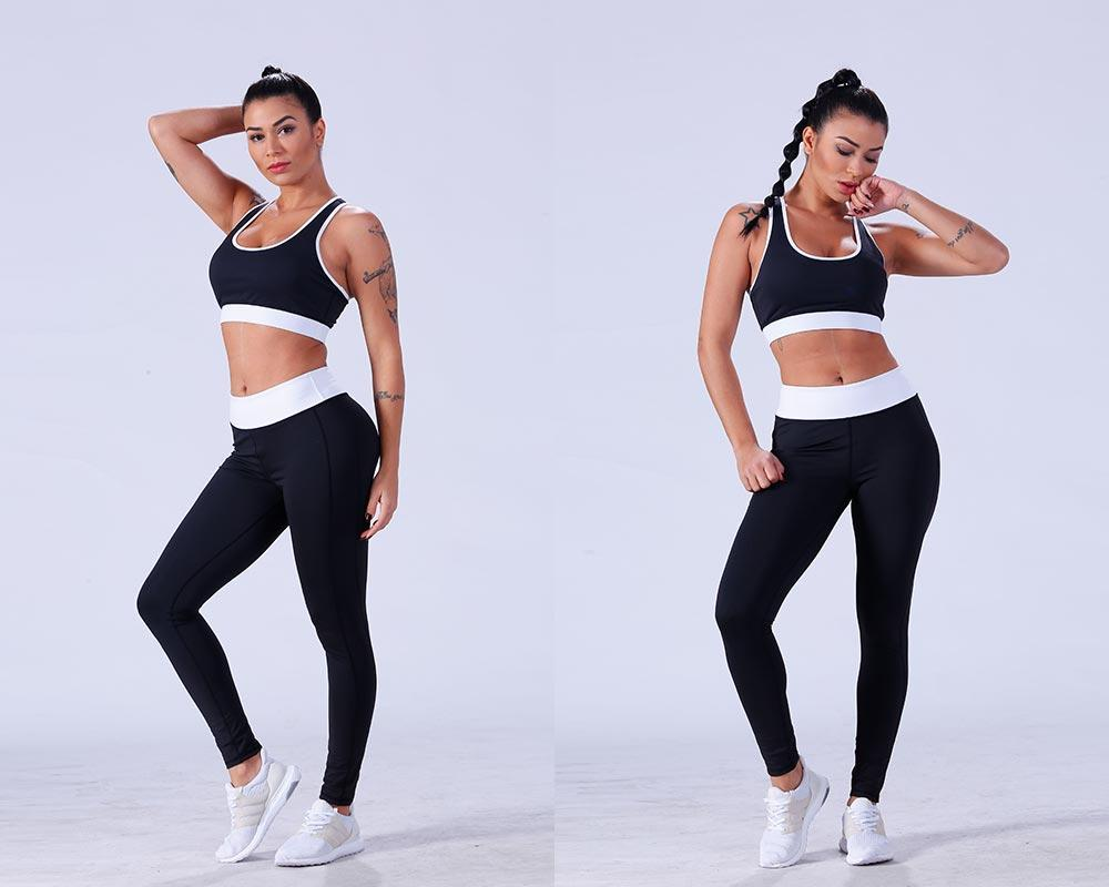 outstanding high waist leggings leggings fitness gymnasium-1