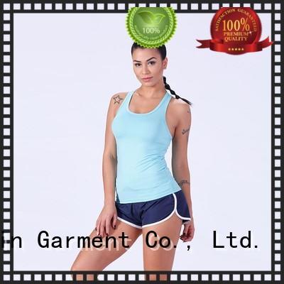 Yufengling fit ladies tank tops yoga wear