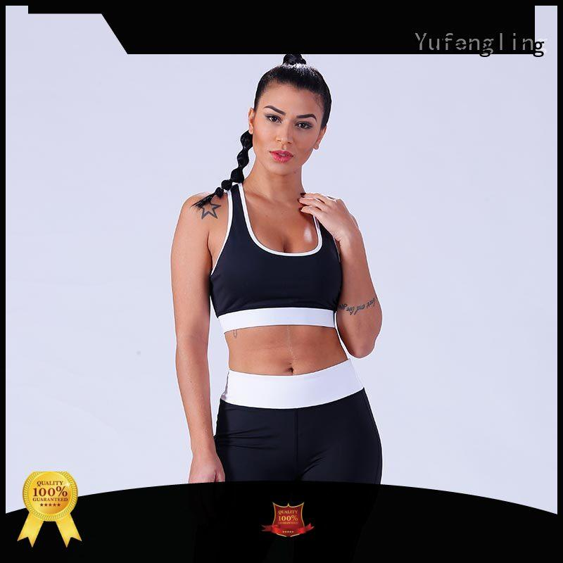excellent good sports bras tranning-wear for training house Yufengling