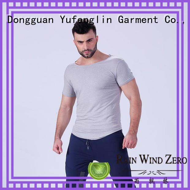 fine- quality best t shirts for men gym wholesale for training house