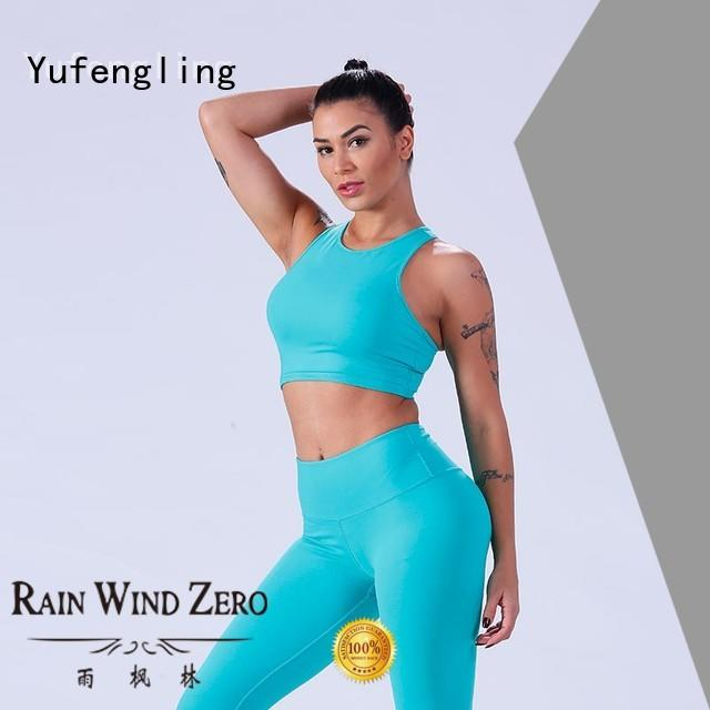 Yufengling newly custom sports bra fitness centre