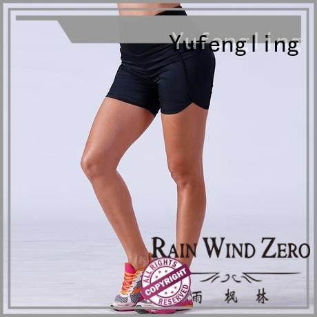 comfortable training shorts womens wholesale colorful