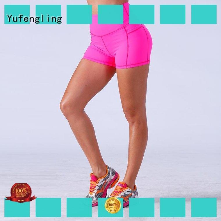 athletic shorts womens yogawear suitable style Yufengling