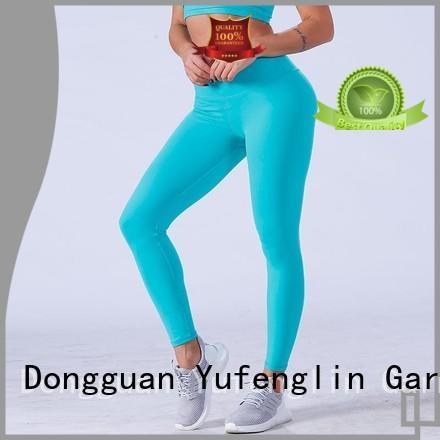 Yufengling yfllgw01 high waist leggings in different color gymnasium