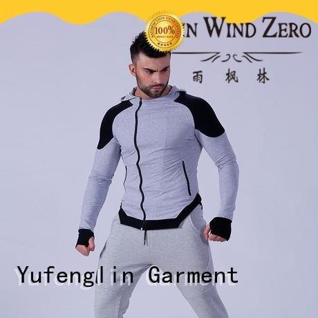 man in hoodie fashion suitable style Yufengling
