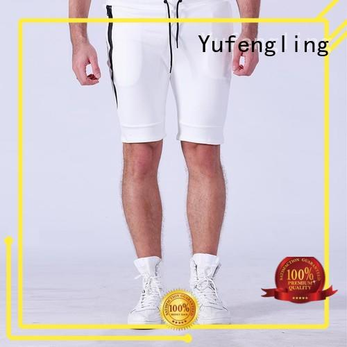 Yufengling high-quality gym shorts men yflstm02 for training house