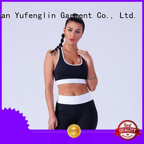 Yufengling newly best sports bra casual-style workout
