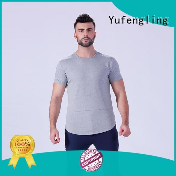 Yufengling style gym t shirt  manufacturer gymnasium