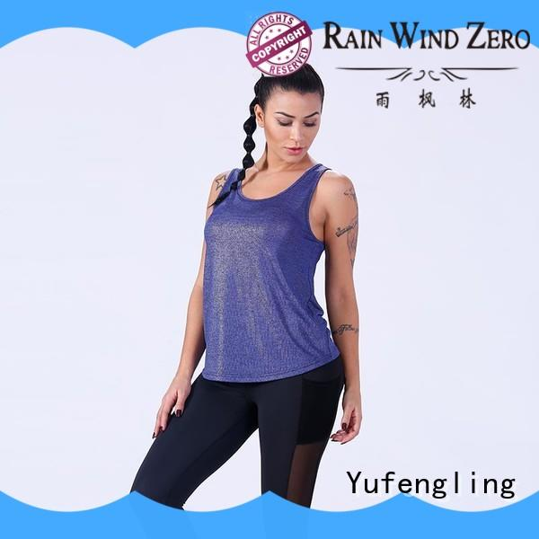 Yufengling fine- quality best tank tops for women yoga room