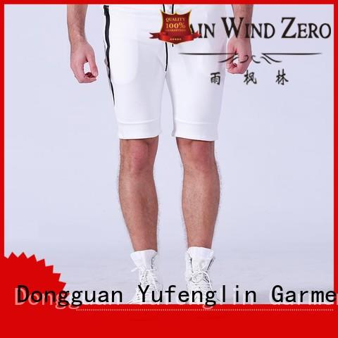 Yufengling new-arrival gym shorts men supplier yoga room