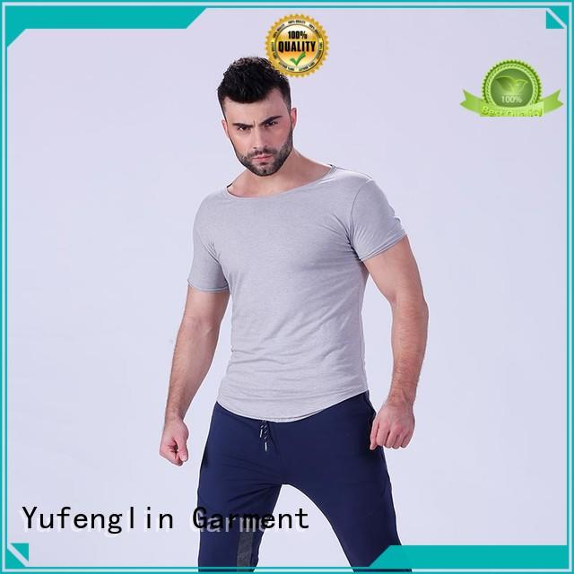 Yufengling blank best t shirts for men factory in gym