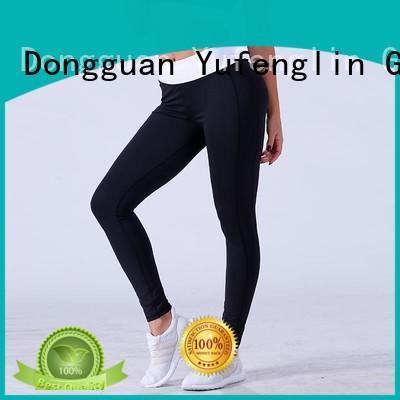 Yufengling women seamless leggings for-running yoga room