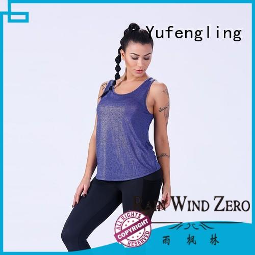 best tank tops for women fitness colorful Yufengling
