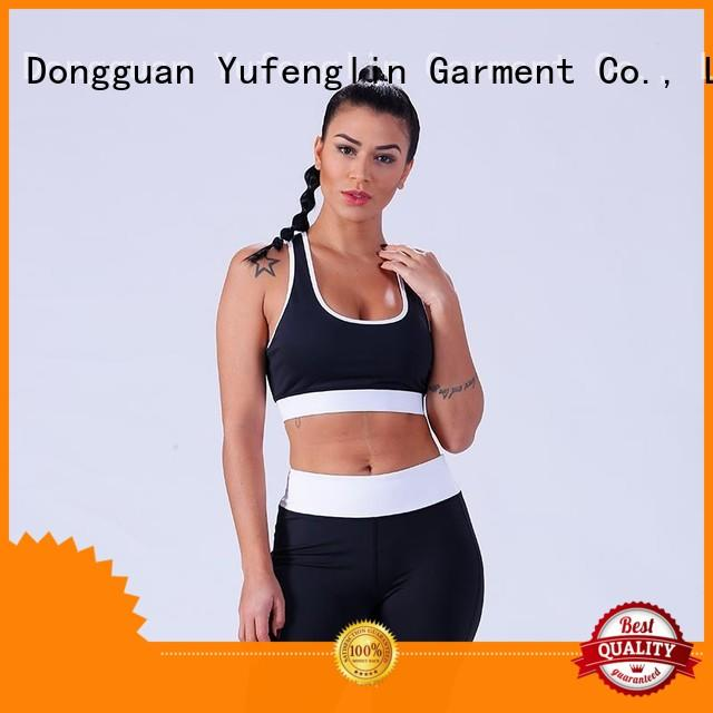 Yufengling top women's sports bras yoga wear yoga room