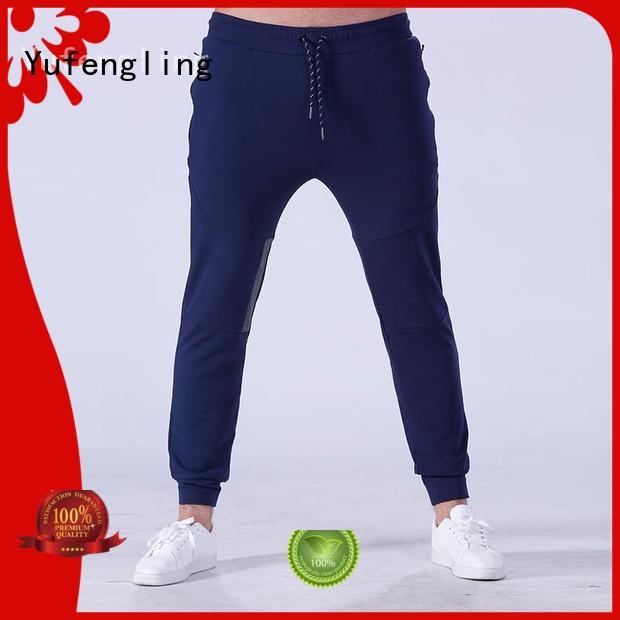 durable best mens joggers fit nylon fabric for sporting