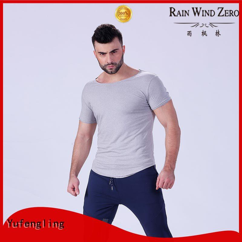 newly plain t shirts for men style in different color for training house