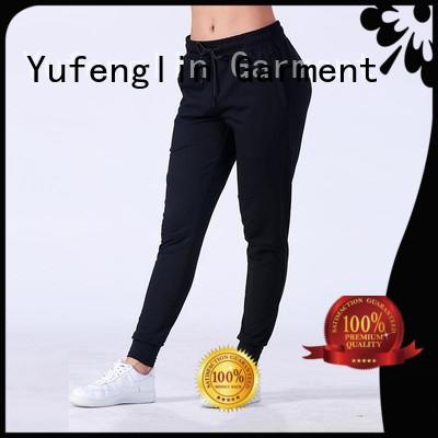 Yufengling pure womens joggers China suitable style