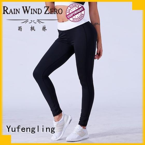 yfllgw02 high waist leggings in different color yoga room Yufengling