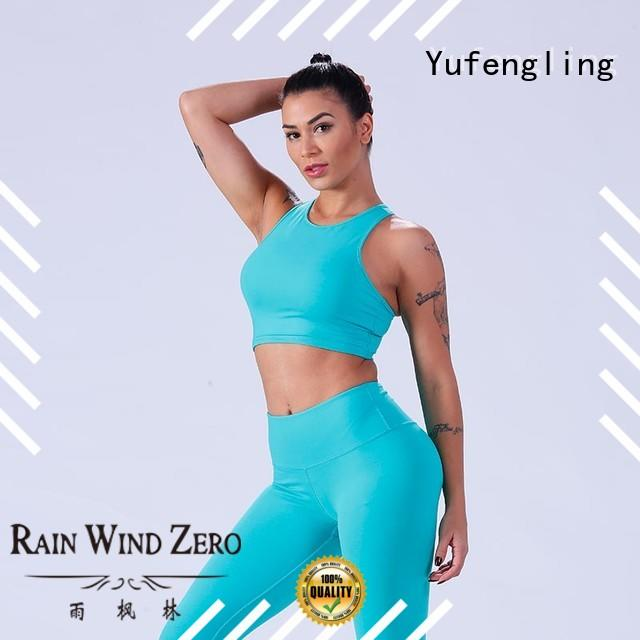 Yufengling womens custom sports bra sports-wear