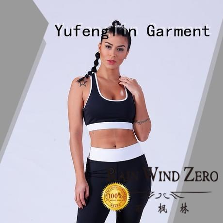 yflsbw02 women's sports bras fitting-style exercise room Yufengling