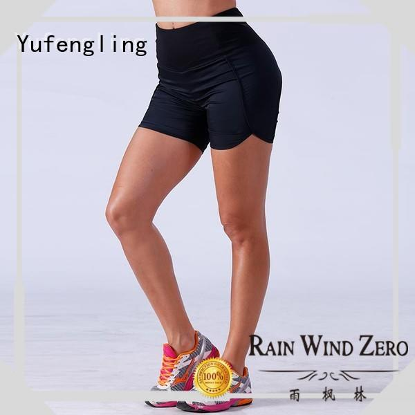 Yufengling women womens sports shorts for-mens colorful