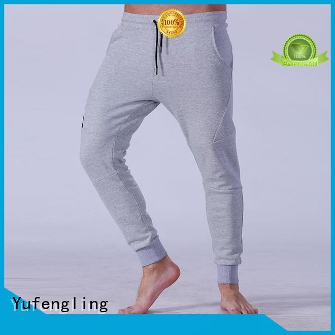 Yufengling reliable mens jogger pants wrinkle free