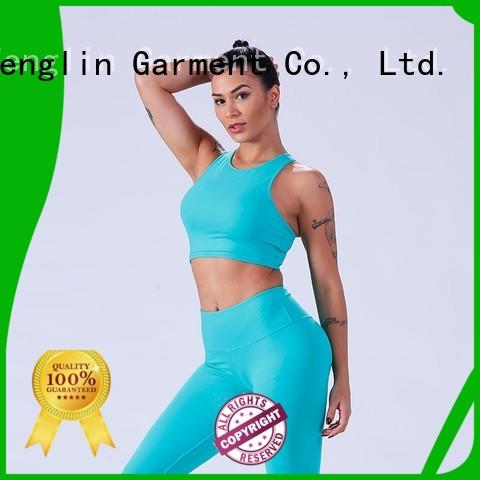 Yufengling newly best sports bra for trainning