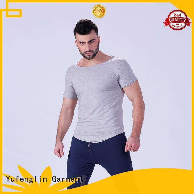 reliable workout t shirts mens clothing supplier fitness centre