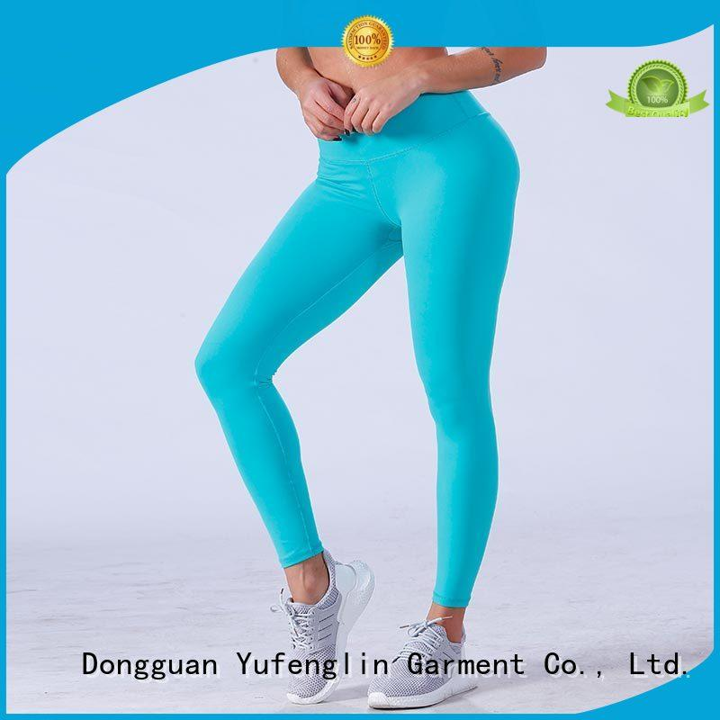 excellent high waist leggings fitness factory customization