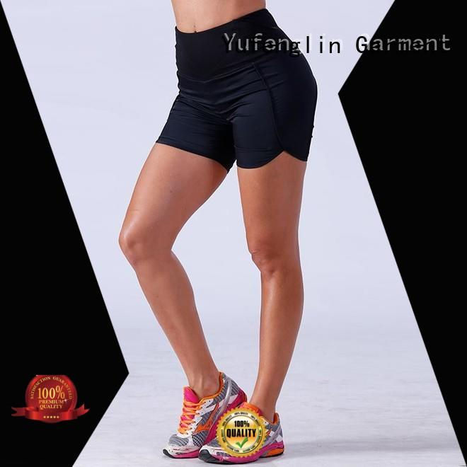 shorts ladies sports shorts yogawear yoga room Yufengling